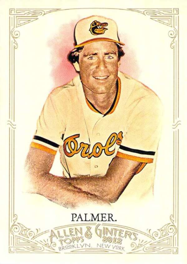 2012 Topps Allen and Ginter #131 Jim Palmer NM-MT Orioles