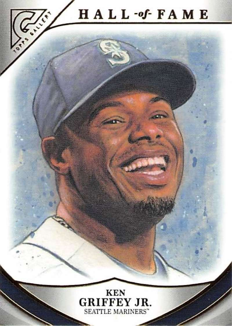 2019 Topps Gallery Hall of Fame Gallery #HOFG-19 Ken Griffey Jr. NM-MT Seattle Mariners