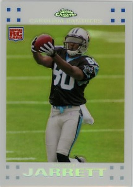 2007-Topps-Chrome-White-Refractor-Football-Singles-YOU-PICK-COMPLETE-YOUR-SET