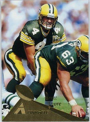 1994 Pinnacle #36 Brett Favre NM-MT Packers