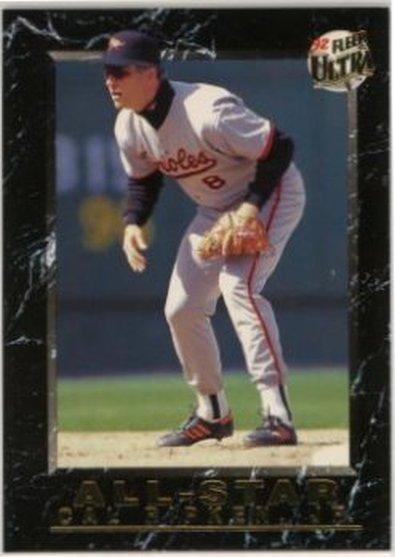 1992 Ultra All-Stars #3 Cal Ripken NM-MT Orioles