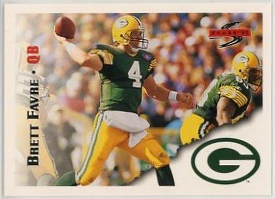 1995 Score #64 Brett Favre NM-MT Packers