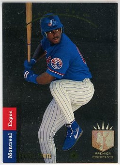 1993 SP #289 Rondell White NM-MT Expos