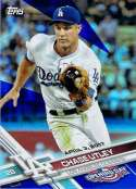2017 Topps Opening Day Blue Foil #53 Chase Utley 1:7 Packs NM-MT