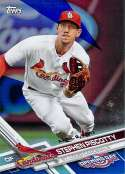 2017 Topps Opening Day Blue Foil #68 Stephen Piscotty 1:7 Packs NM-MT