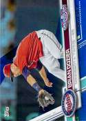 2017 Topps Opening Day Blue Foil #162 Brian Dozier 1:7 Packs NM-MT
