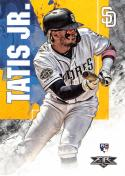 2019 Topps Fire #157 Fernando Tatis Jr. NM-MT RC Rookie San Diego Padres
